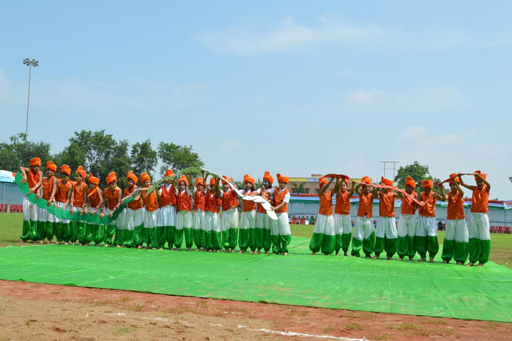 Bal Bharati Public School-Events independance day programme