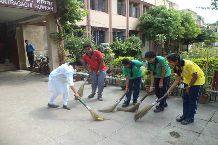 Kendriya Vidyalaya-School cleanliness