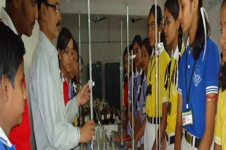 Beacon English School-Chemistry Lab