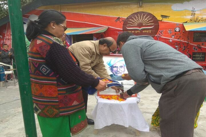 Kendriya Vidyalaya-Science Day Celebrations