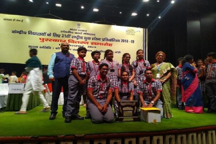 Kendriya Vidyalaya-Achievements1