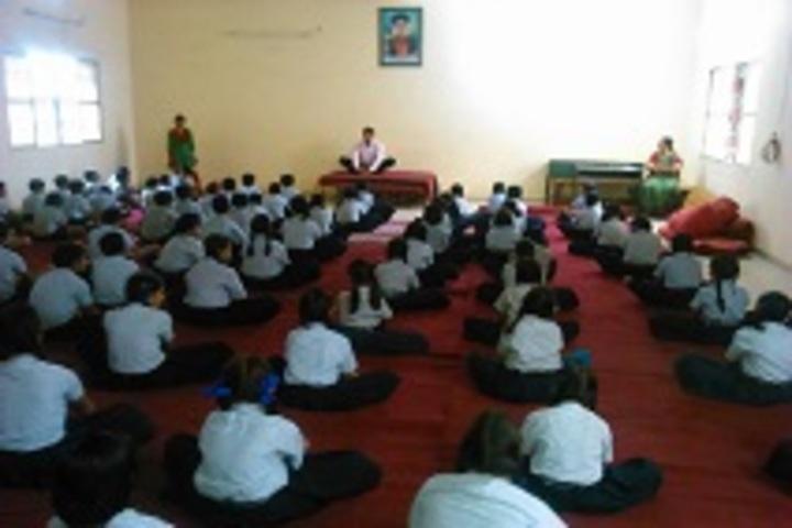 Bethany Vidyalaya-Yoga