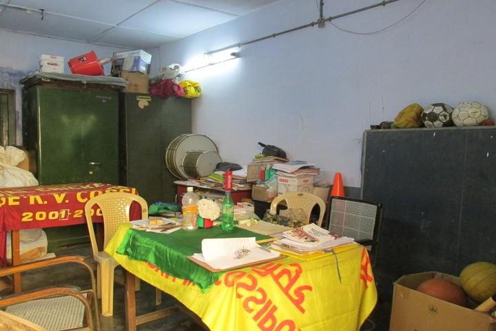Kendriya Vidyalaya-Sports Kitroom