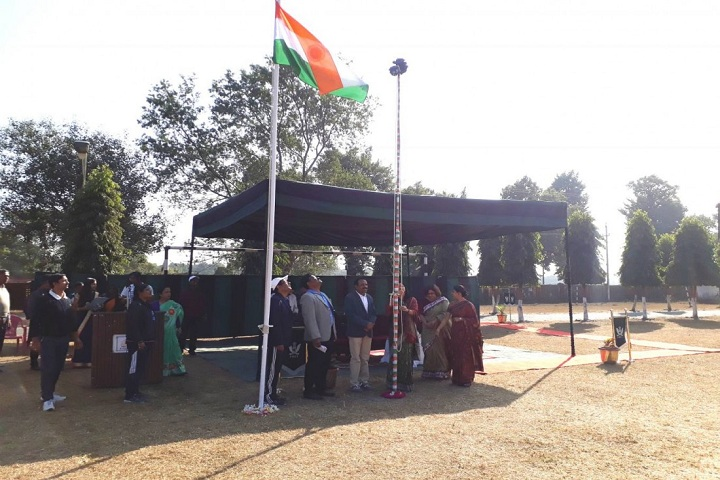 Kendriya Vidyalaya-National day celebration