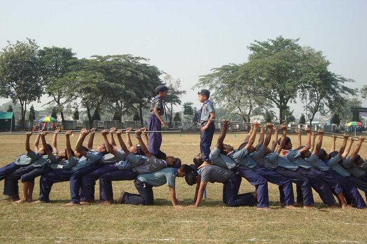 Kendriya Vidyalaya-Scouts