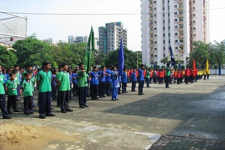 Kendriya Vidyalaya-Sports Meet