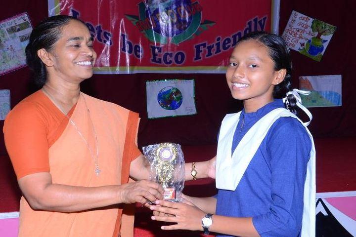 Bharat Mata Senior Secondary School-Awards