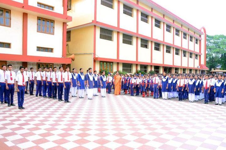 Bharat Mata Senior Secondary School-Campus View