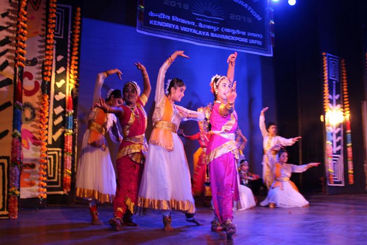 Kendriya Vidyalaya-Dance
