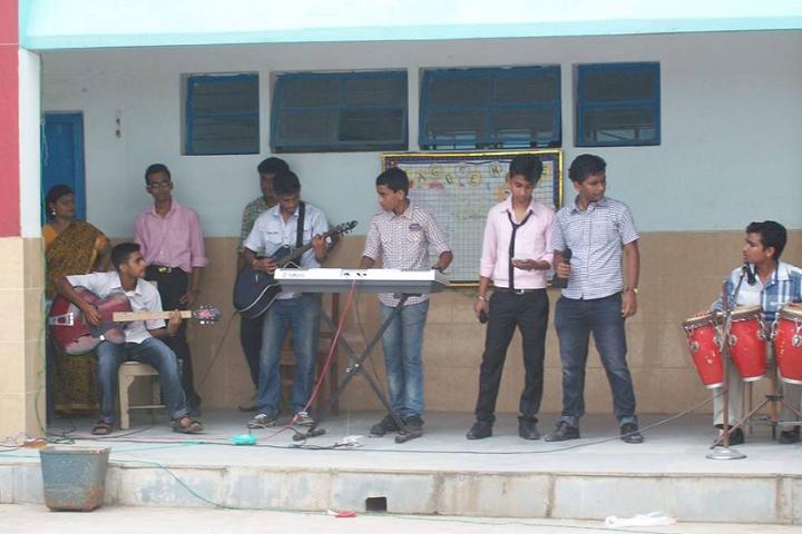 Kendriya Vidyalaya-Music