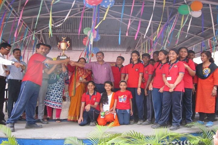 Kendriya Vidyalaya-Annual Sports Day