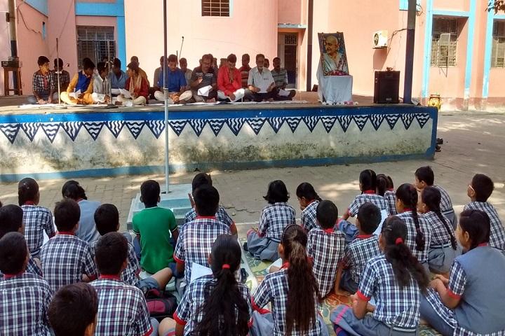 Kendriya Vidyalaya-Gandhi Jayanthi Celebrations