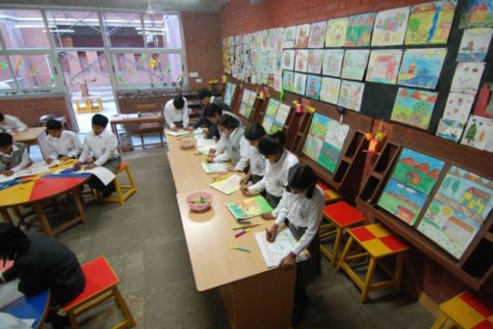 Bhavans Ram Kishore Sarda Vidya Mandir-Activity Room