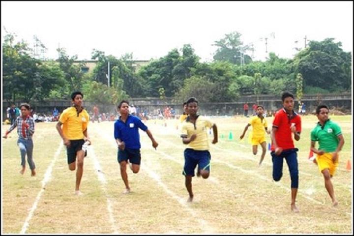 Kendriya Vidyalaya-Running Competition