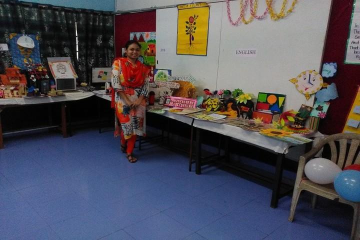 Kendriya Vidyalaya-Science-Fair