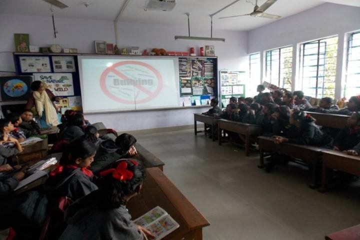 Kendriya Vidyalaya No 1-Digital Classroom