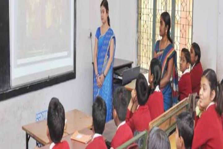 Bhilai Nair Samajam-AV Class
