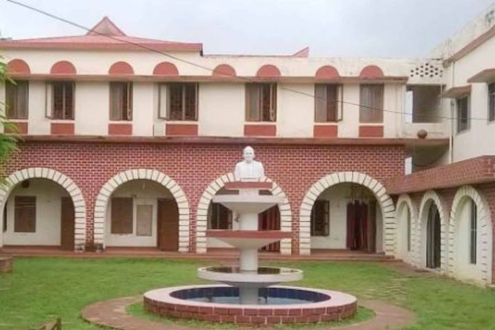 Bhilai Nair Samajam-Campus View