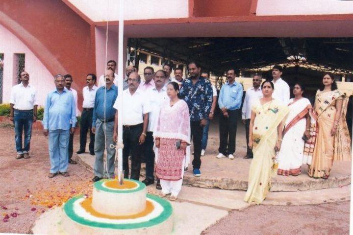 Bhilai Nair Samajam-Flag Hosting