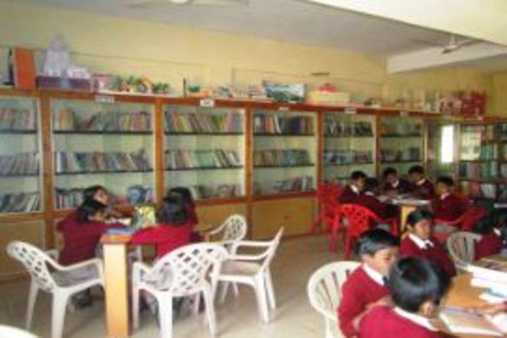 Bhilai Nair Samajam-Library