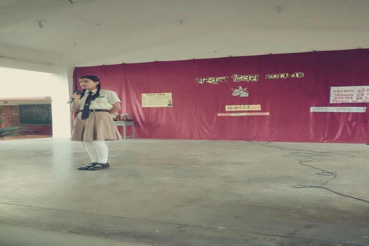 Bhilai Nair Samajam-Student Speech