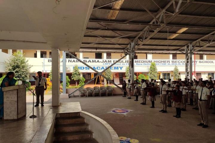 Bhilai Nair Samajam-Graduation Day