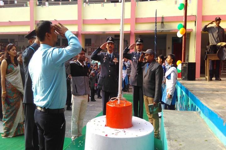 Kendriya Vidyalaya No 2-Flag-Hosting