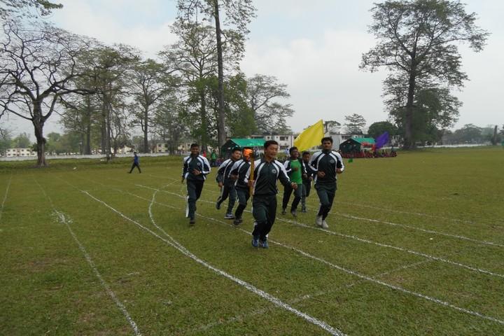Kendriya Vidyalaya No 2-Play-Ground