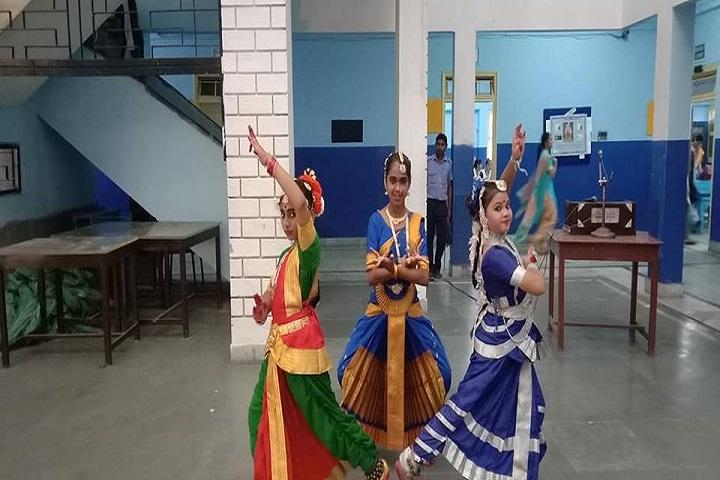 Khalsa Model Senior Secondary School-Classicial Dance Performance