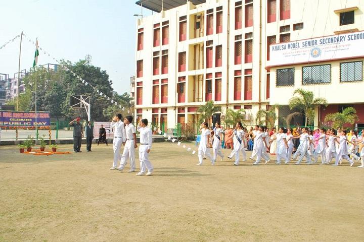 Khalsa Model Senior Secondary School-Independence Day Celebrations