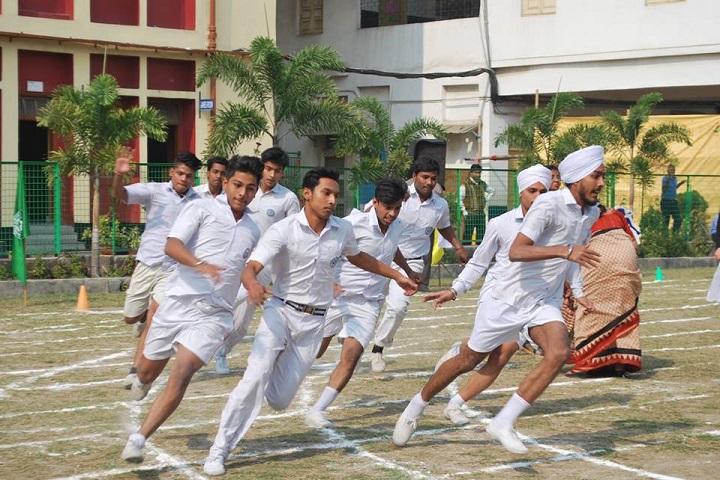Khalsa Model Senior Secondary School-Running Competition