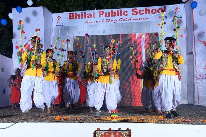 Bhilai Public School-Annual Day Celebration