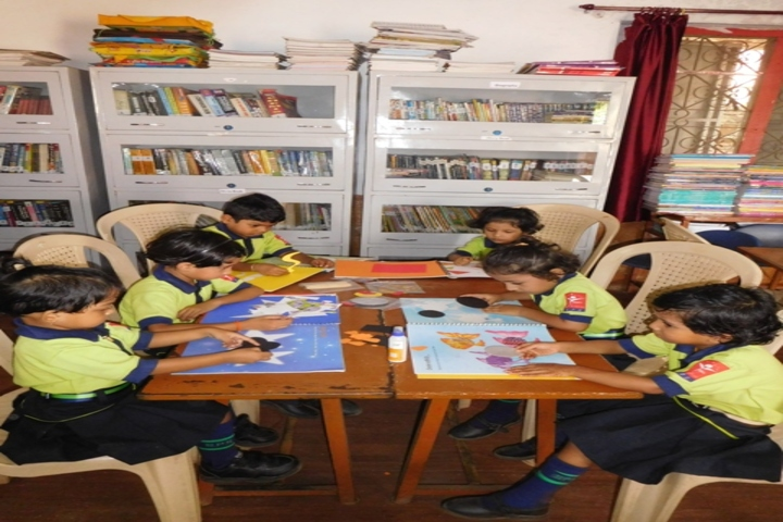 Bhilai Public School-Art and Craft