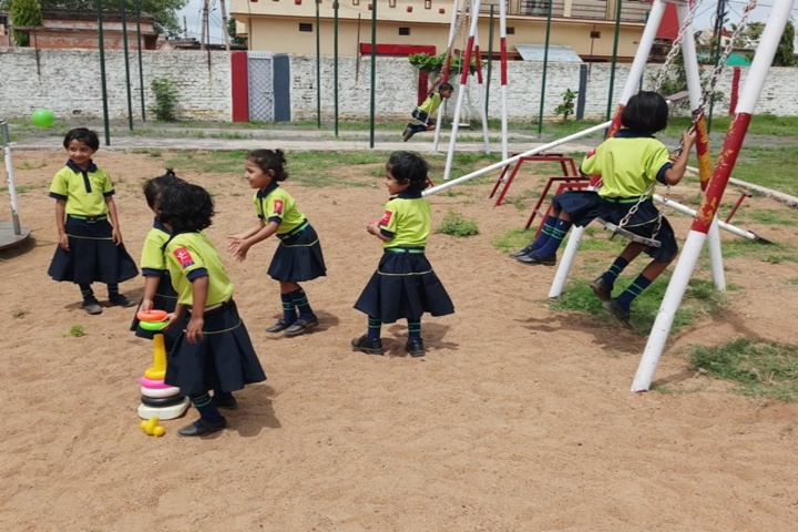 Bhilai Public School-Kids Play Area