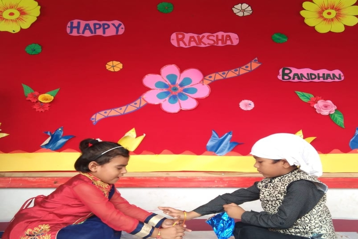 Bhilai Public School-Raksha Bandan Celebration