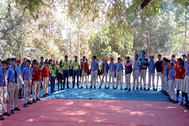 Bhilai Public School-Scout and Guide