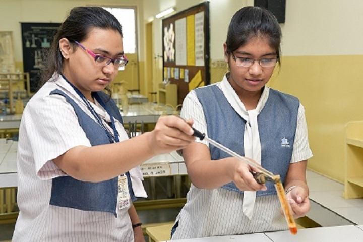Lakshmipat Singhania Academy-Chemistry Lab