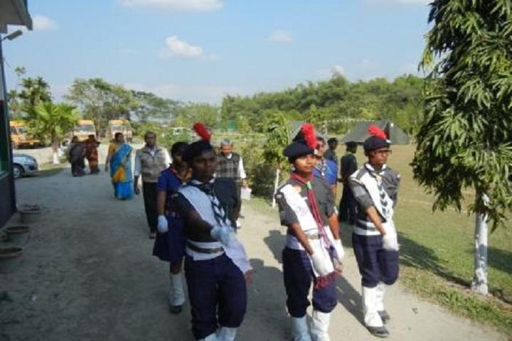 Little Flowers English School-Scouts