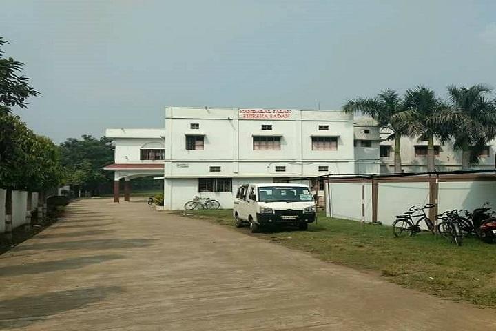 Nandlal Jalan Shiksha Sadan-Building