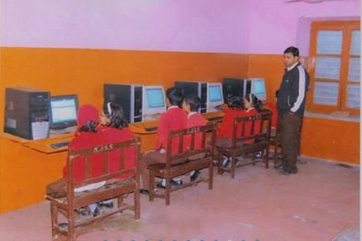 Nandlal Jalan Shiksha Sadan-Computer Lab