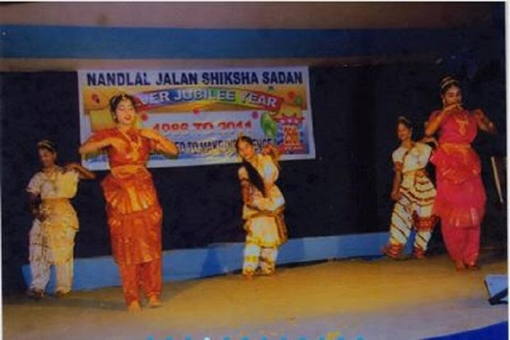 Nandlal Jalan Shiksha Sadan-Dance performance