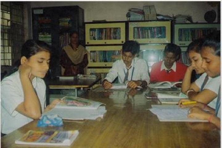 Nandlal Jalan Shiksha Sadan-Library