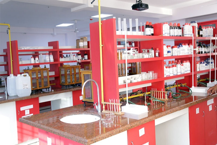 Narayana School-Chemistry-Lab