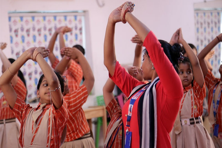 Narayana School-Dance Room