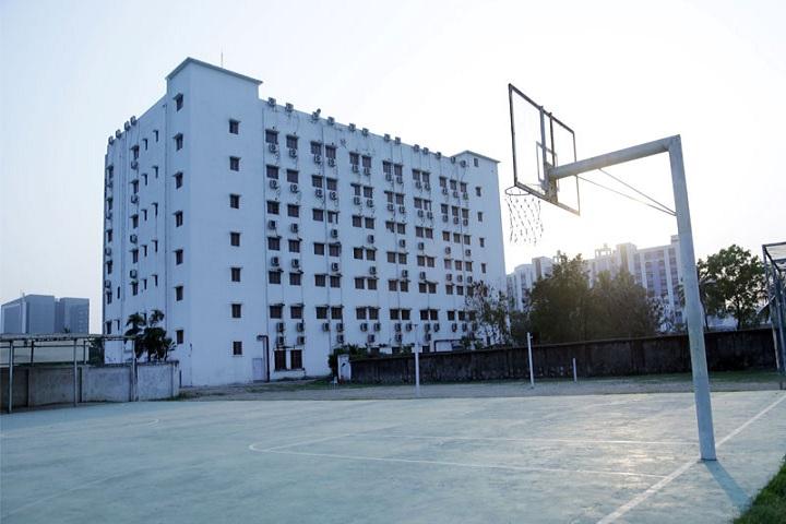 Narayana School-Ground