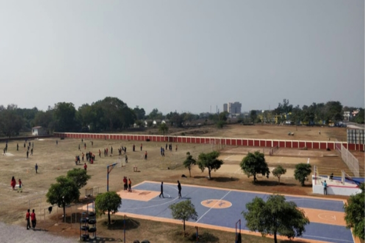 Brighton International School- Basket Ball Court