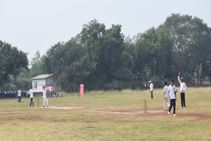 Brighton International School- Cricket Field