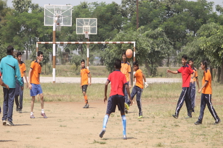 Brighton International School- Foot Ball