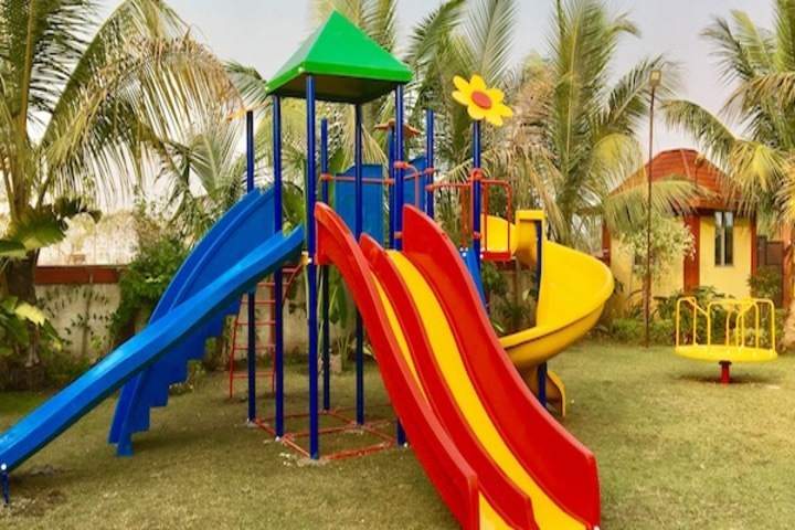 Brighton International School- Kids Play Park