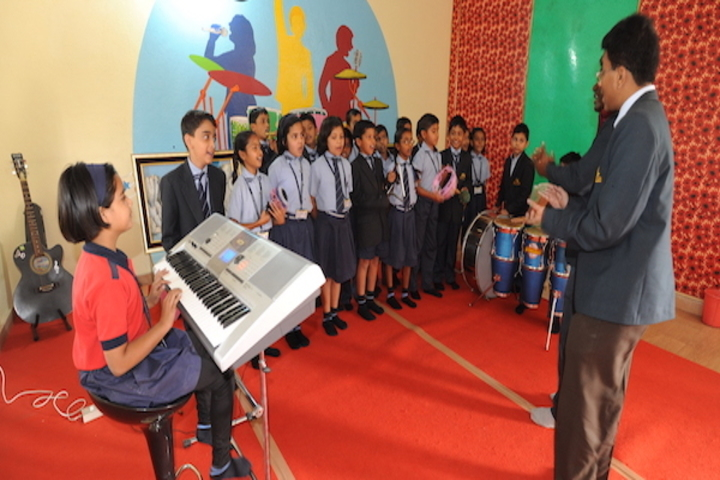 Brighton International School- Music Studio
